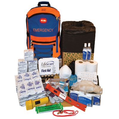 Emergency Disaster Products holder